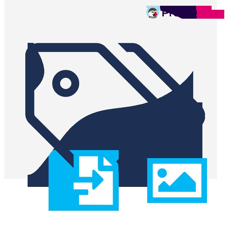 Import / Export de caractéristiques produit PrestaShop
