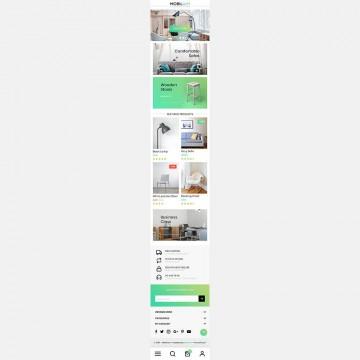 Mobilium - Thème PrestaShop - Mobile